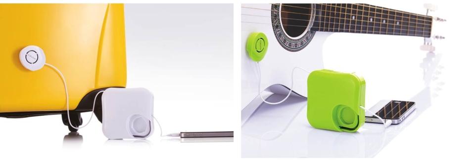 X-Sticker Lautsprecher